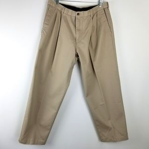 Men's Haggar khaki pants
